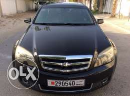 For Sale 2007 Chevrolet Caprice Royal Bahrain Agency