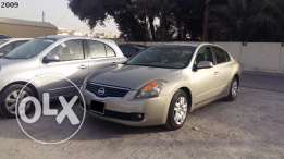 For Sale 2009 model Nissan Altima