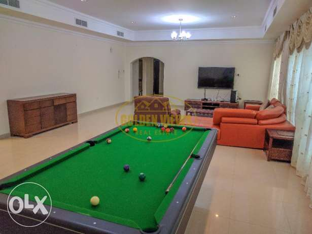 3 Bedroom fully furnished modern specious flat for US Navy - inclusive