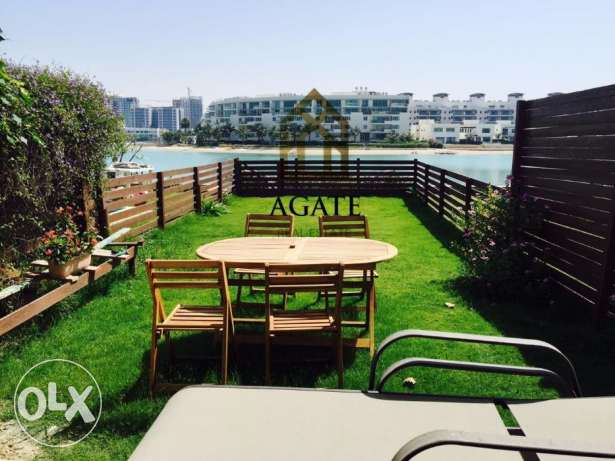 Private Villa for rent in Tala compound Amwaj-Island. 2 bedrooms