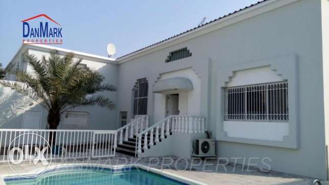 PRIVATE Villa 2 Storey 4 BR with POOL & GARDEN for rent in TUBLI