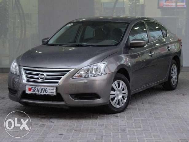 Nissan Sentra 2016 Grey For Sale