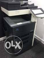 Printer Konica Minolta bizhub 283