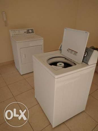 American washer & dryer for sale