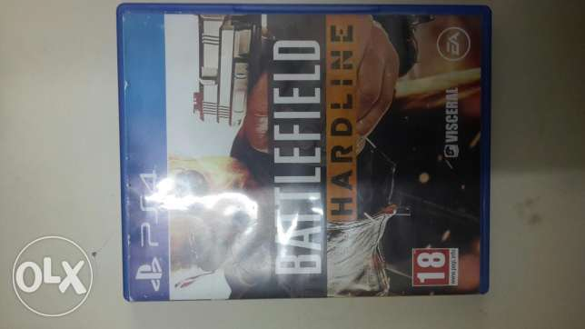Battlefield hardline ps4 for sale bd 5