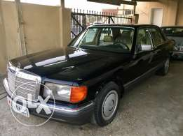 Mercedes-Benz with only 28000km's!