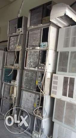 Window ac for sale good conditions good working good cool with fexing
