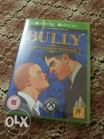 Xbox one Bully new sealed