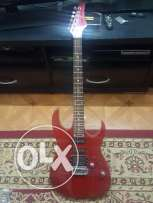 For Sale Lucky Star Red Electric Guitar In Excellent Condition