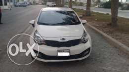 Kia Rio Salon Full Automatic Very Good Condition 2013 Model