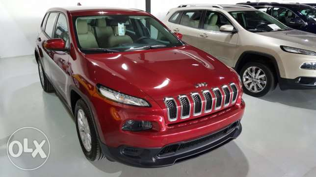 Jeep Cherokee Brand new 0Km 5 years warranty
