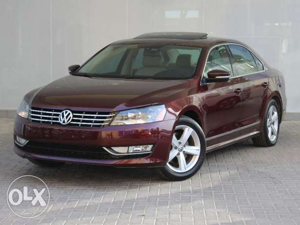 VW Passat 2014 Brown For Sale