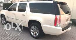GMC Yukon XL fully loaded SLT top mode
