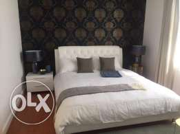 2 bhk fully furnished flat for rent in Adliya BD550 inclusive