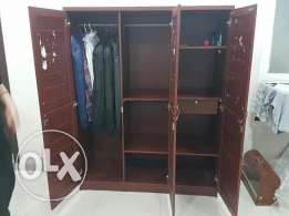 3 door cupboard : in 15bd ( last price )