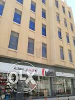 FITTER BUSINESS & COMMERCIAL Ofiice For Rent in HOORA Near Diplomatic