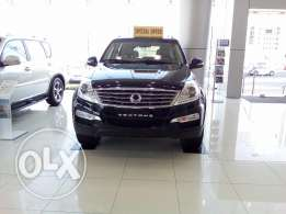 SsangYong Rexton brand new in special offer