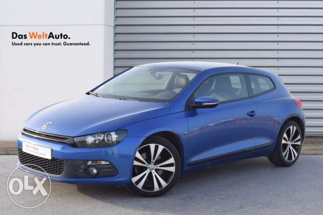 Volkswagen Approved Scirocco's for Sale with Three Years Warranty