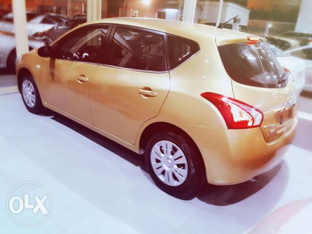 Nissan Tiida Hatch Pack New zero mileage for sale 2015