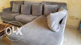 L Shape Sofa on Sale!