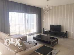 One Bedrooms Apartment in Amwaj-Island.Lagoon and Sea view
