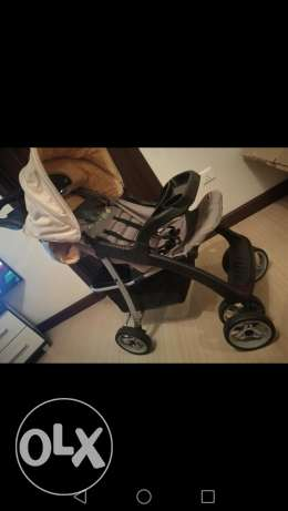 I want to sell Junior's Stroller and Car seat. very good condition.