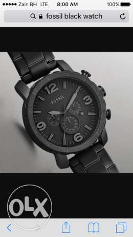 Authentic fossil watch for sale