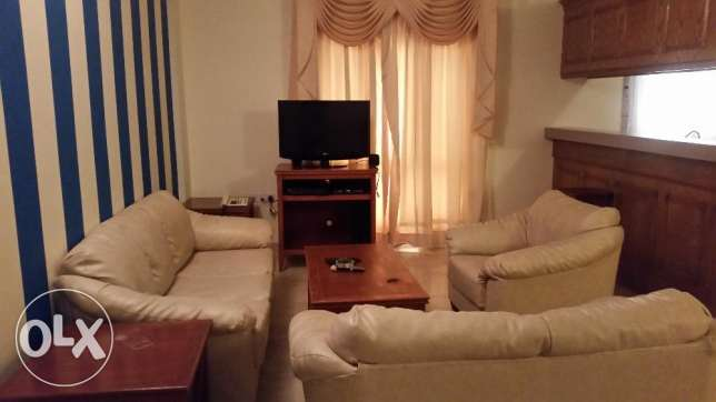 Cute one bedroom furnished apartment with open kitchen