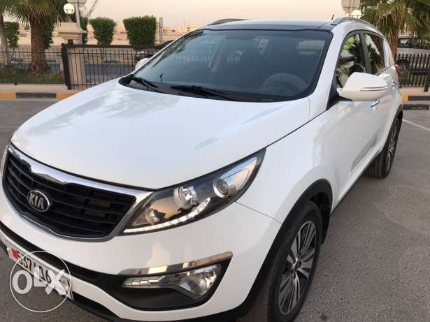 Kia Sportage 2016 full option 2.0 ltrs