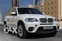 BMW X5 50i XDrive, Perfect condition, Last Price 9900 BD
