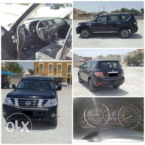 for sale nissan patrol 2014