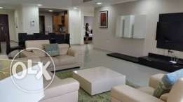 luxury two bedroom in seef for rent see viw