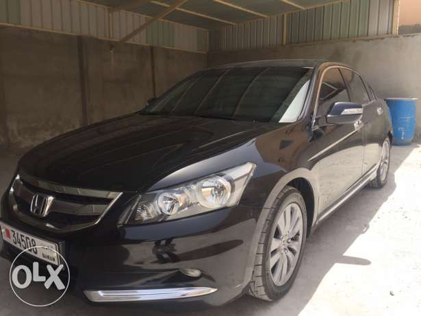 Honda Accord 2012 Full options