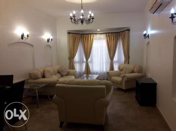Saar:- 2Bhk Fully Furnished Flat Close to St.Christopher School