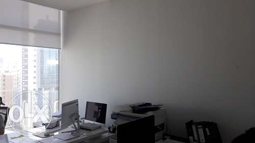 Open Office space for rent in Seef 120m2 with separate toilet & kitche