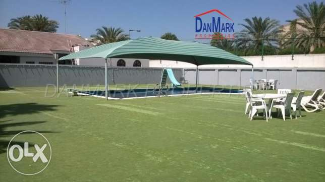 BD 850/ 4 BR FULLY Furnished Villa with Private garden for rent
