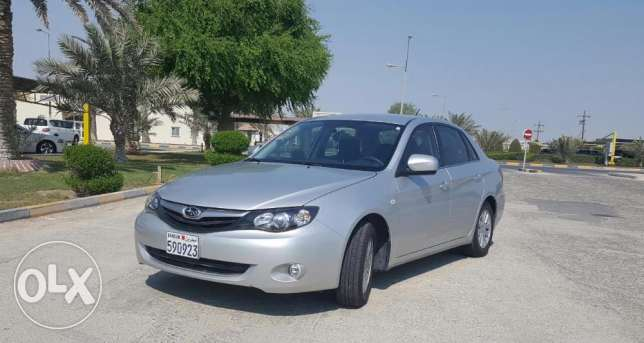 Subaru Impreza AWD - Very Low Mileage, Mint Condition, Expat Owned عوالي -  1
