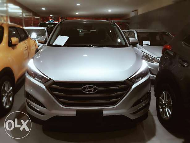 Hyundai Tucson 2017 model 2.0 cc pannorama new 2017 model for sale