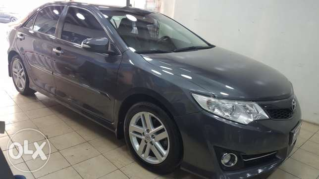 Today camry GLX 2013