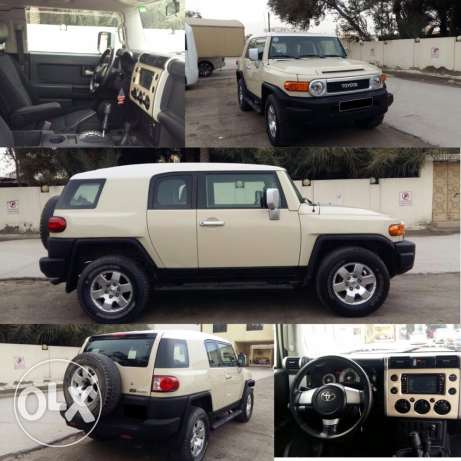 for sale toyota fj cruiser 2008