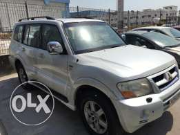 PAJERO 3.8 GLS, 2005 full option, excellent condition, immediate Sale