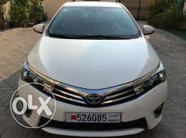 For Sale 2015 Toyota Corolla Gli 2.0 Single Owner Bahrain Agency