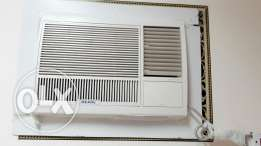 4 month use pearl ac 4 year 6 month waranty
