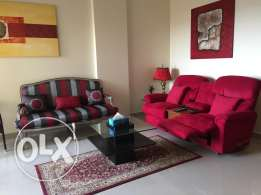 With Maids Room One Bedroom Fully Furnished Apartment in Amwaj