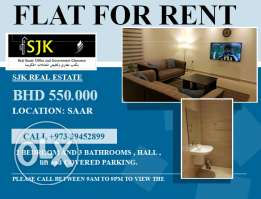 Flat For Rent In Saar