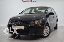 Volkswagen Approved Polo MY2014