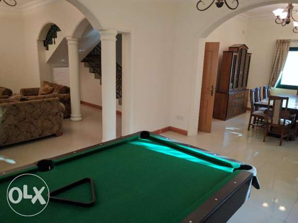Hidd 4 bedroom semi furnished villa with private pool - Navy welcome