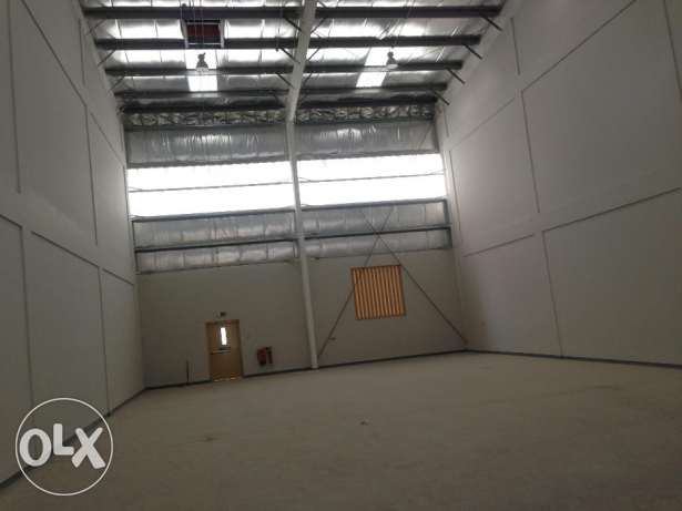 Spacious Commercial Warehouse Space In Sitra
