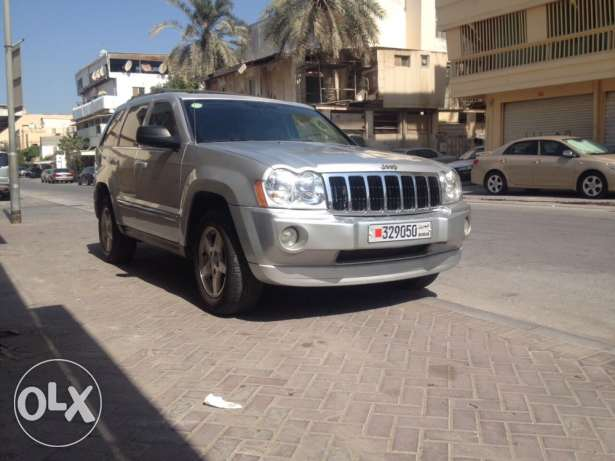 Jeep Grand Cherokee Limited V8 2005