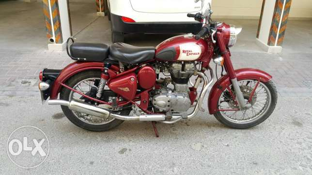 Royalenfield bullet classic 500cc